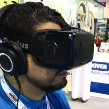A VR tour of Miraah using Oculus DK2